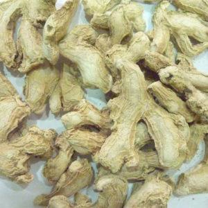 Gember gedroog - Dried ginger