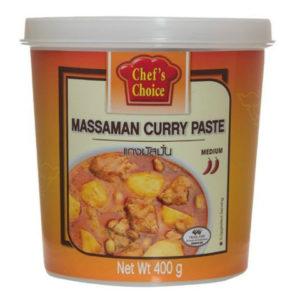 Massaman Curry Paste - Thaise Curry Paste - Massaman kerrie pasta