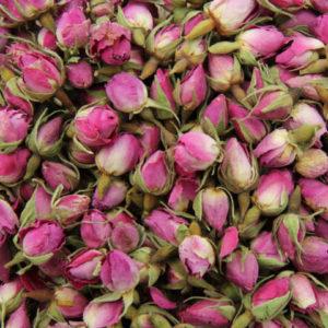 Rozenknopjes-rozenwater