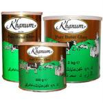 Khanum Butter ghee - Roomboterolie - ghee olie